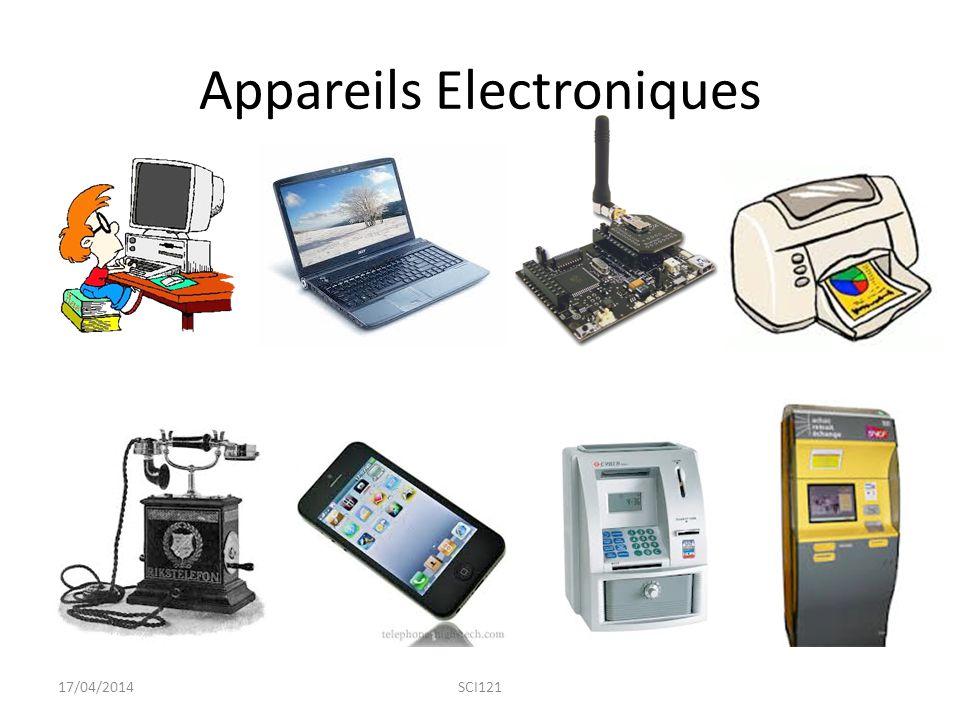 Appareils Electroniques