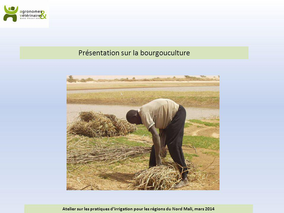 Présentation sur la bourgouculture