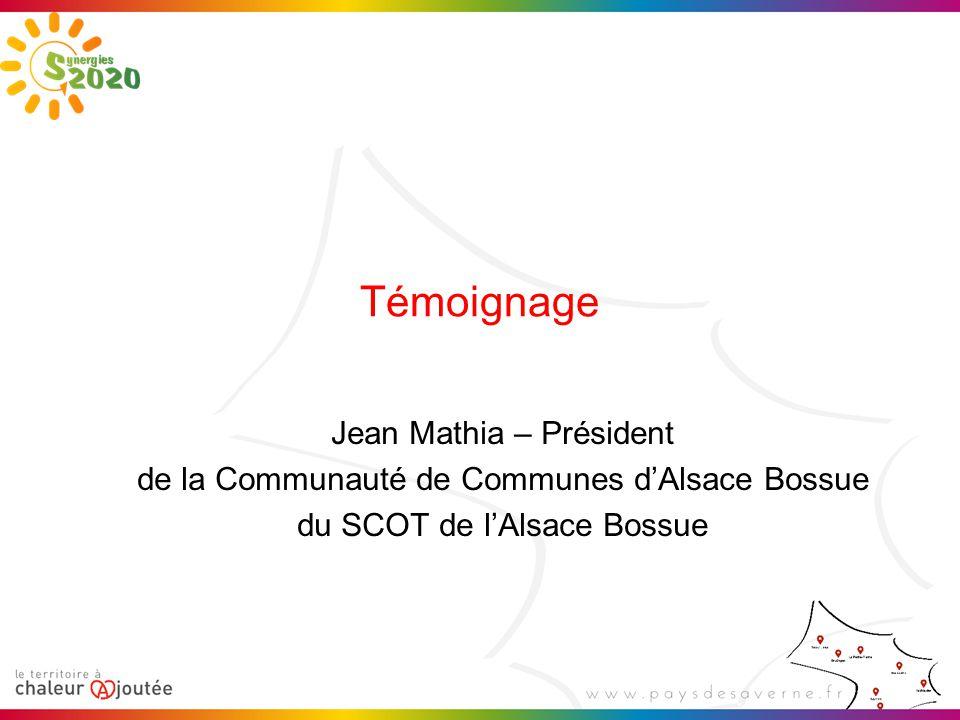 Témoignage Jean Mathia – Président