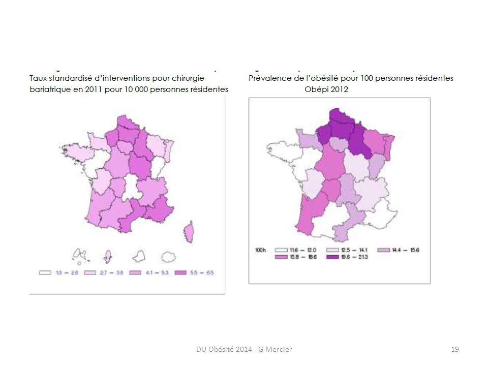 DU Obésité 2014 - G Mercier