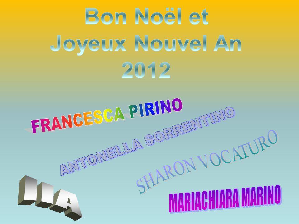 Bon Noël et Joyeux Nouvel An 2012