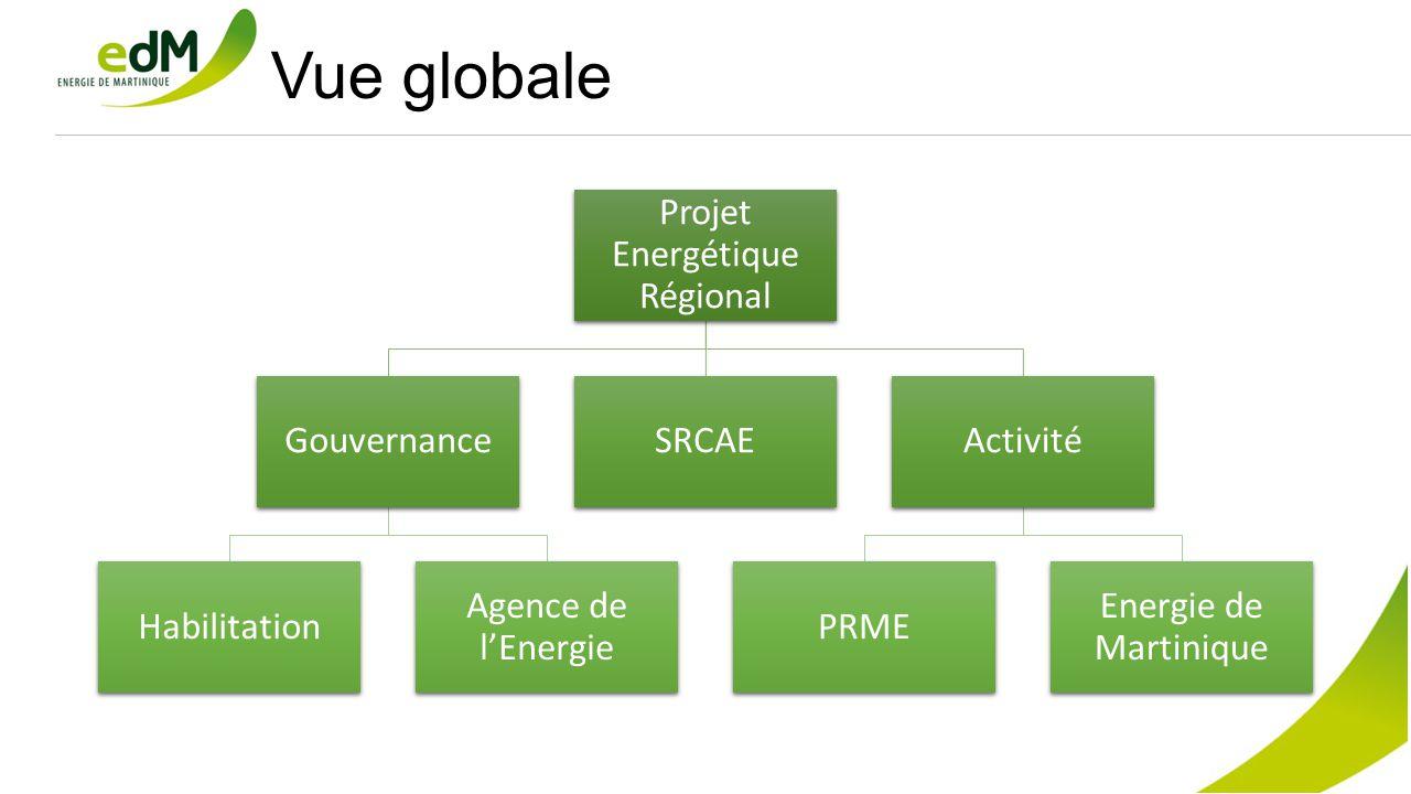 Projet Energétique Régional