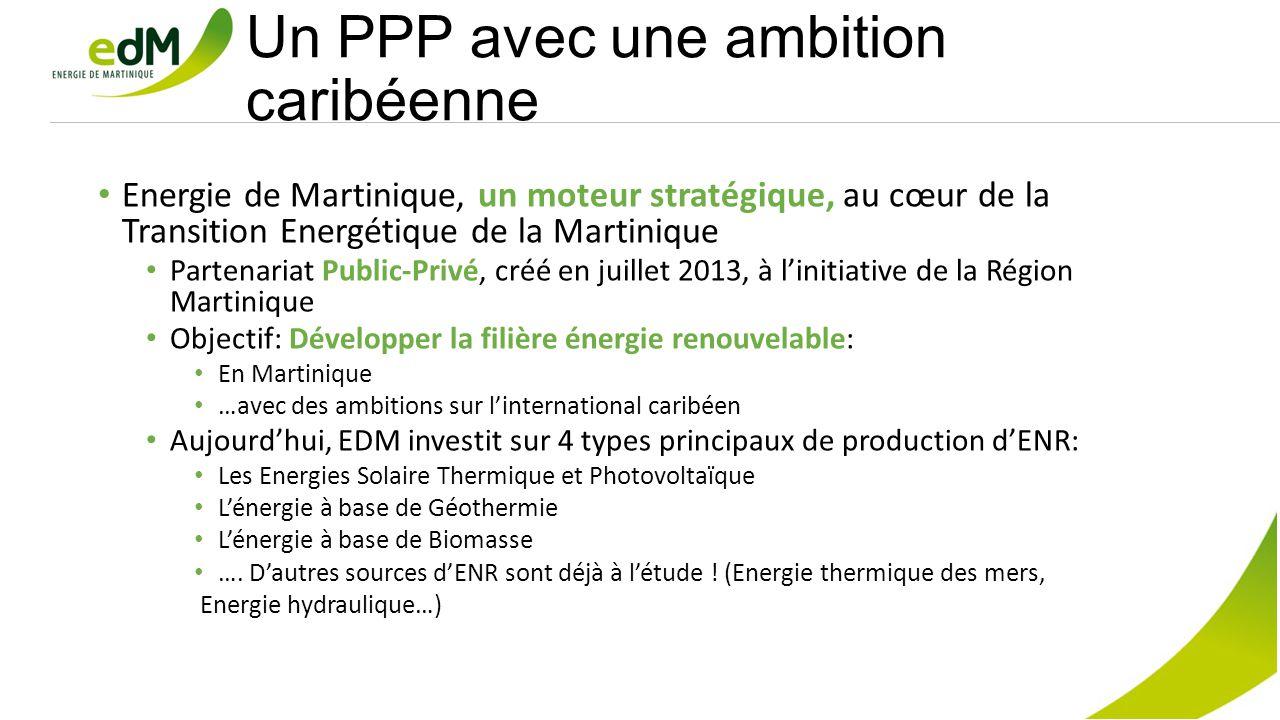 Un PPP avec une ambition caribéenne