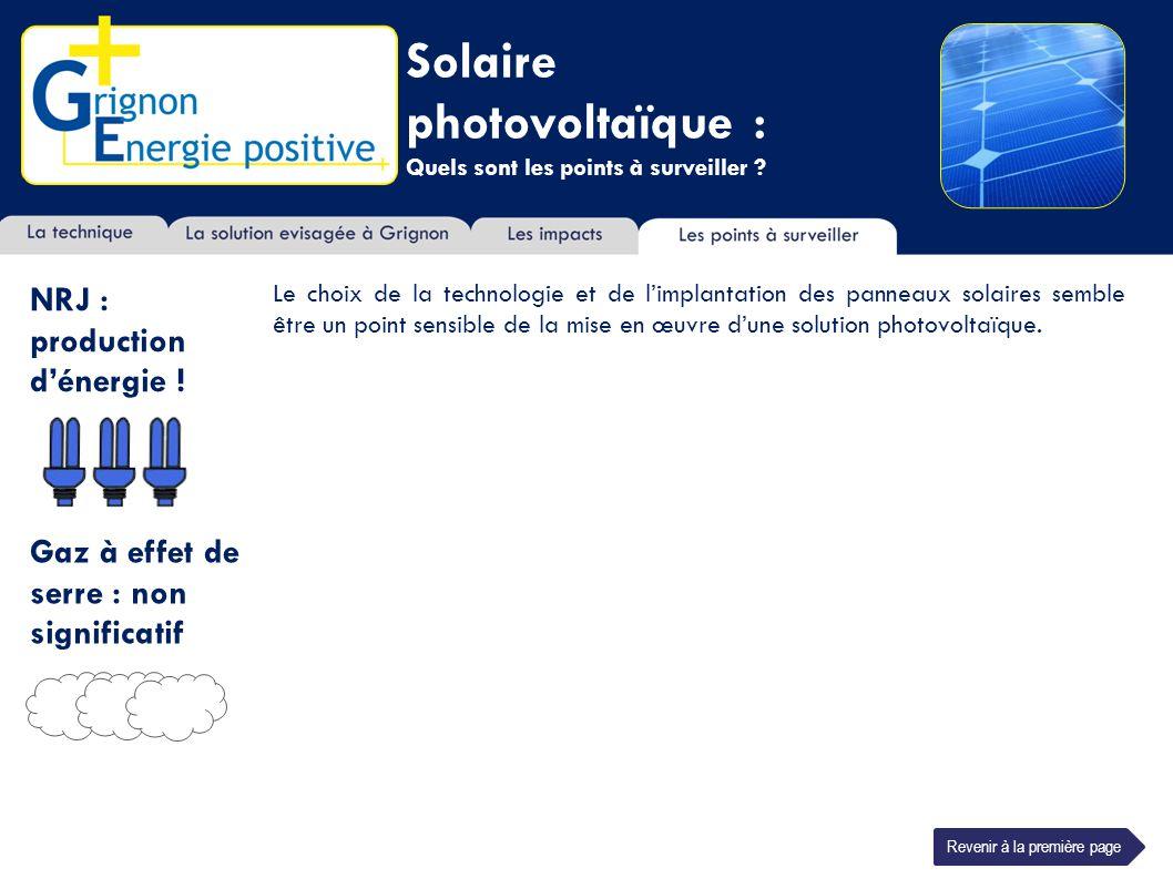 Solaire photovoltaïque : Quels sont les points à surveiller