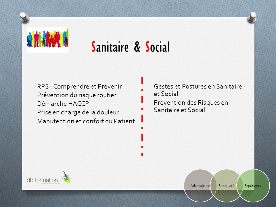 Sanitaire & Social RPS : Comprendre et Prévenir