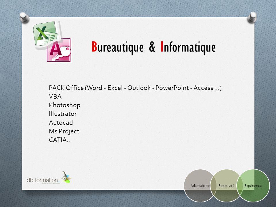 Bureautique & Informatique