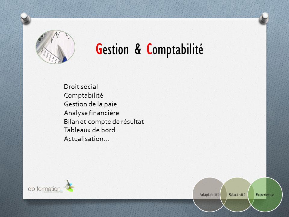Gestion & Comptabilité