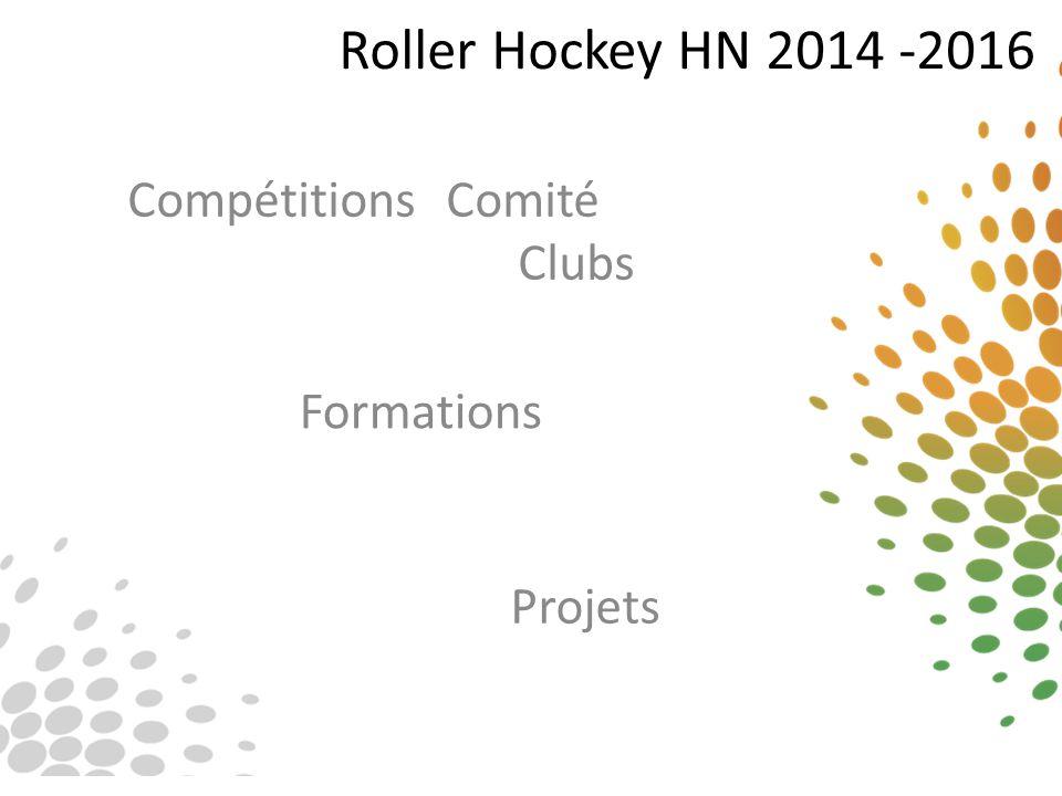 Compétitions Comité Clubs