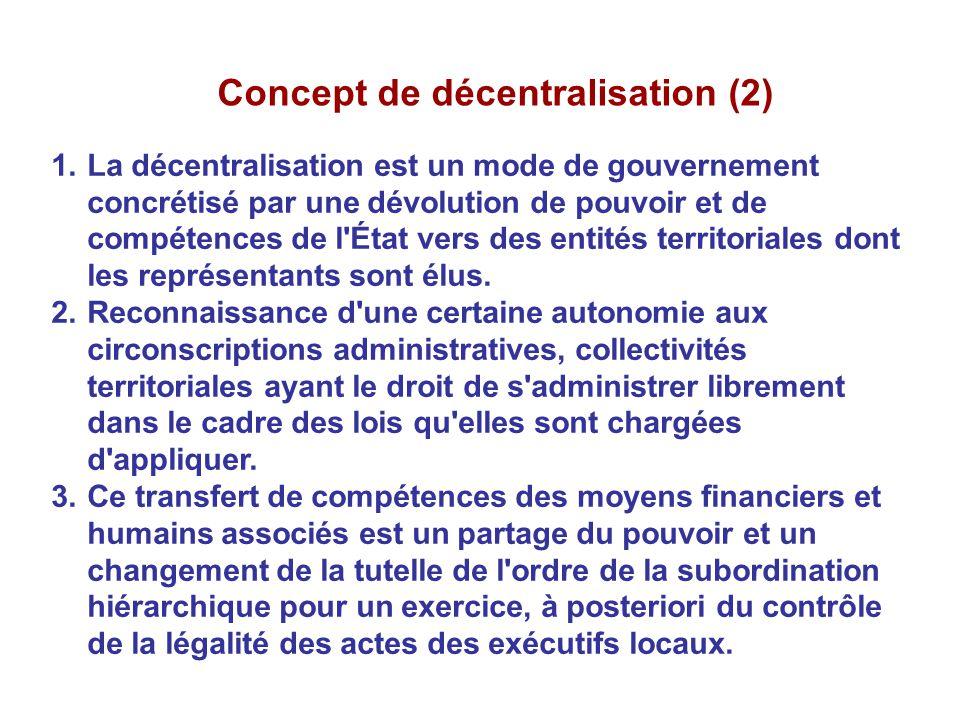 Concept de décentralisation (2)