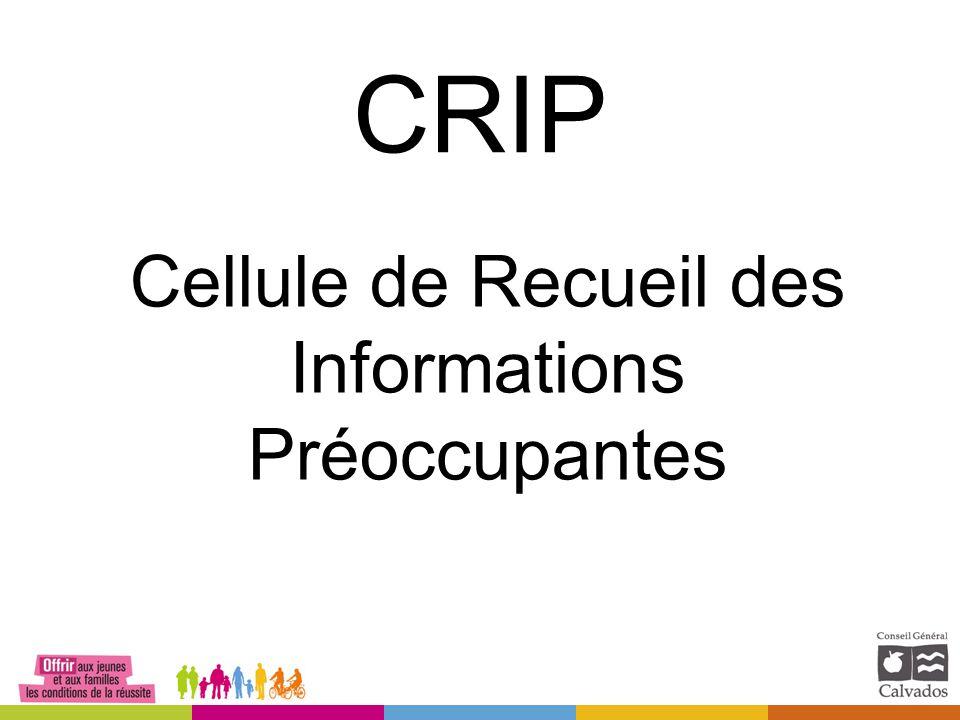 Cellule de Recueil des Informations Préoccupantes