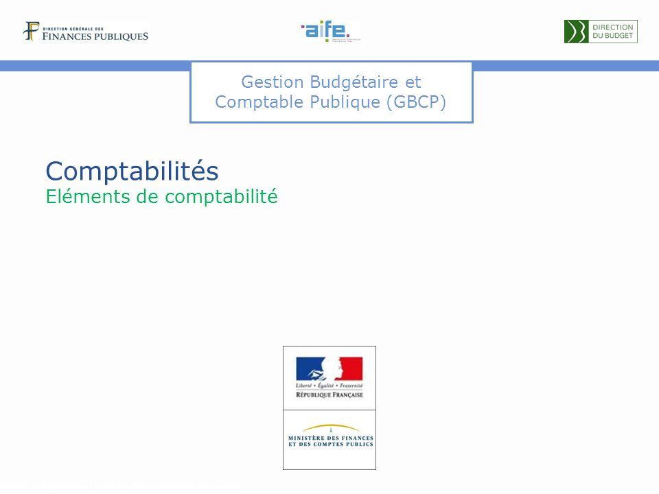 Comptabilités Eléments de comptabilité