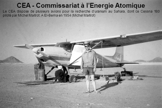 CEA - Commissariat à l'Energie Atomique