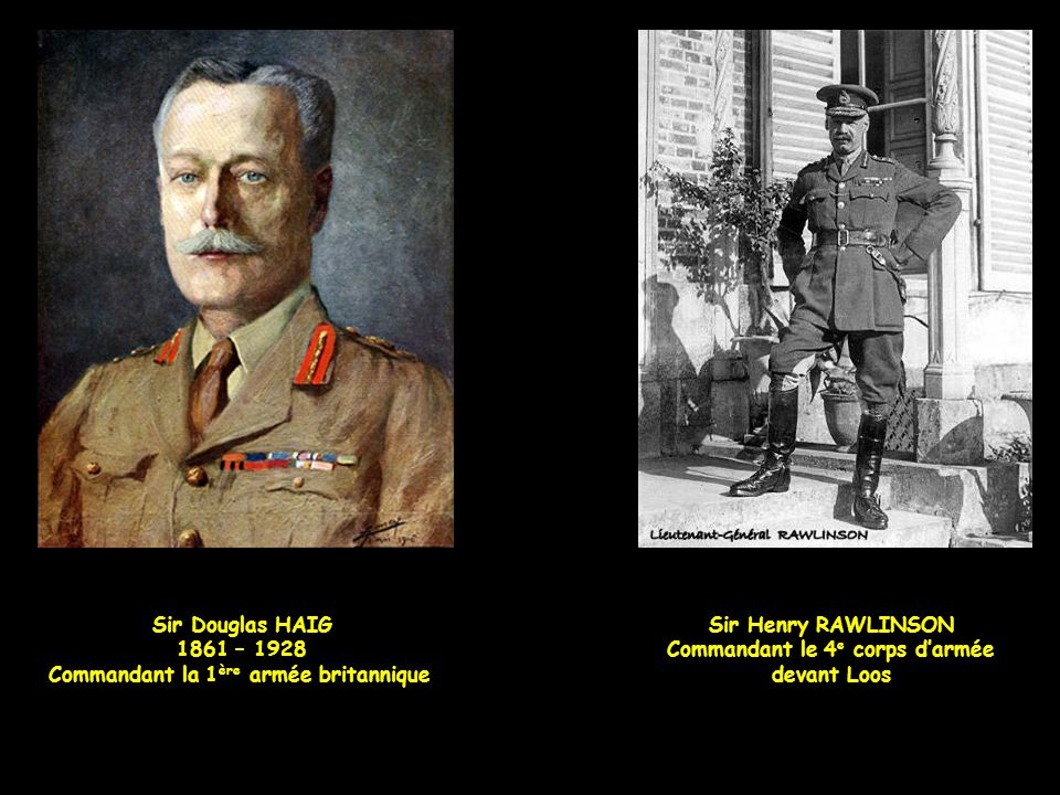 Commandant le 4e corps d'armée