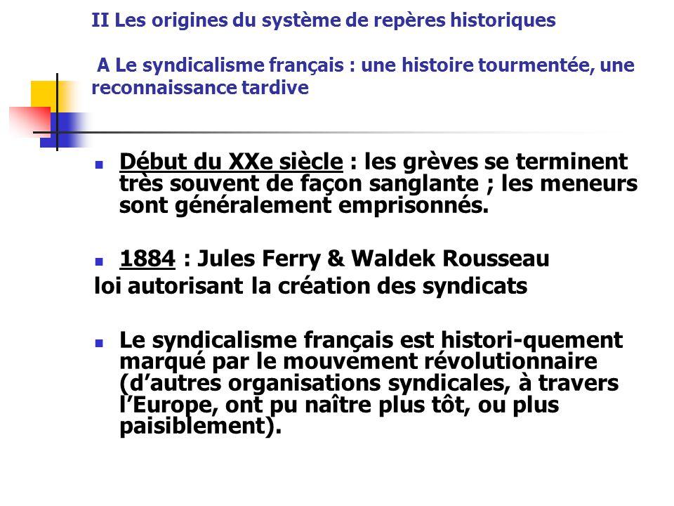 1884 : Jules Ferry & Waldek Rousseau