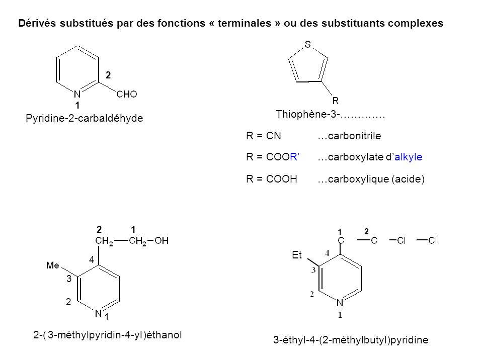Pyridine-2-carbaldéhyde