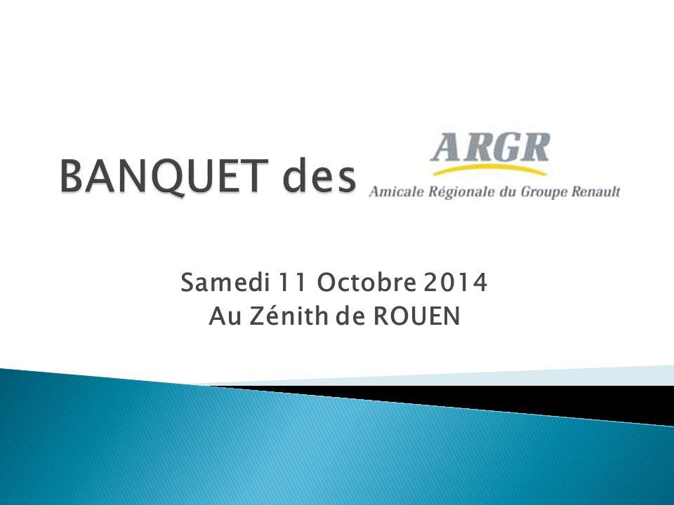 Samedi 11 Octobre 2014 Au Zénith de ROUEN