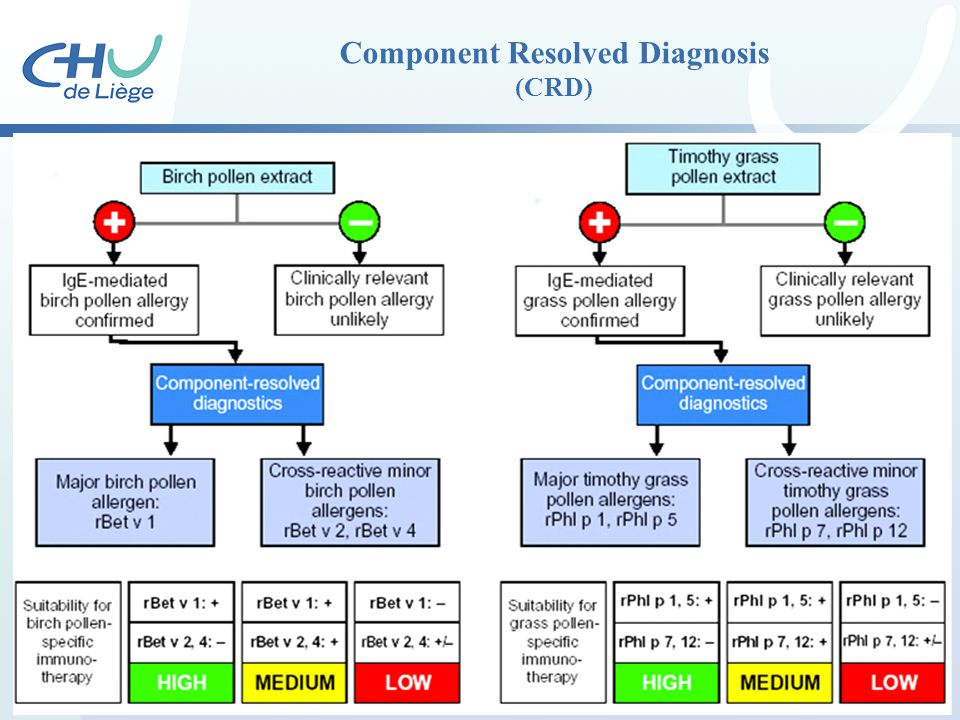 Component Resolved Diagnosis (CRD)