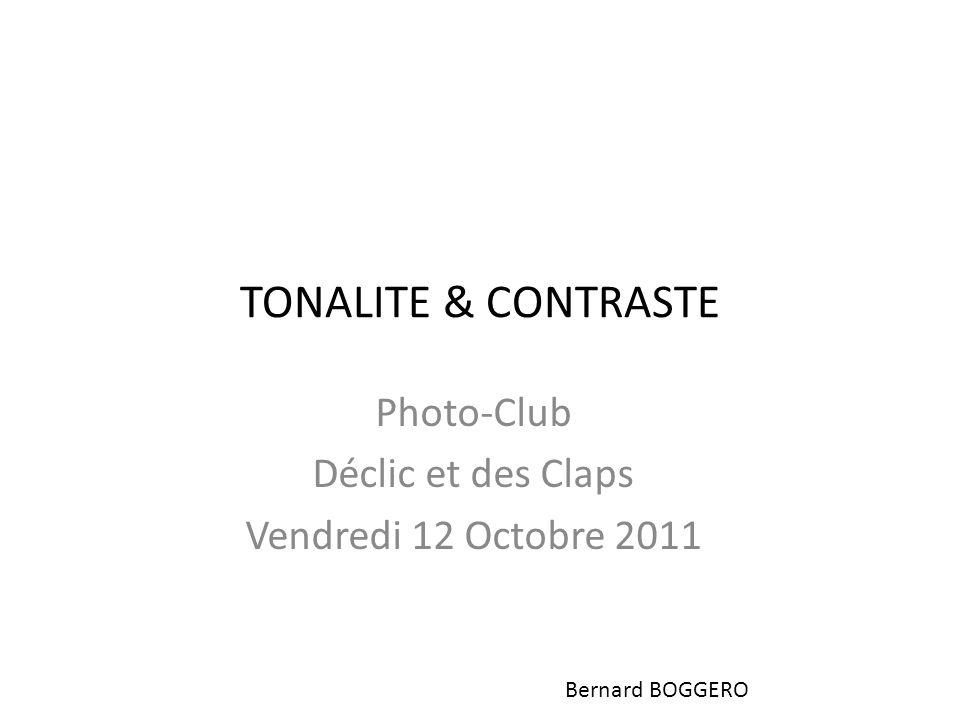 Photo-Club Déclic et des Claps Vendredi 12 Octobre 2011
