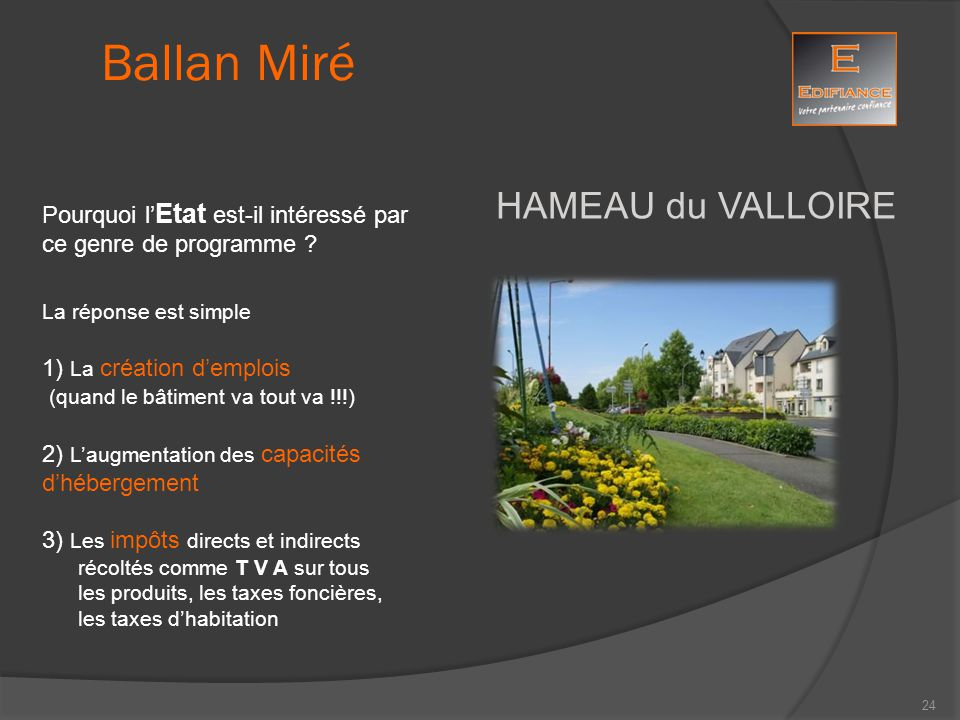Ballan Miré HAMEAU du VALLOIRE