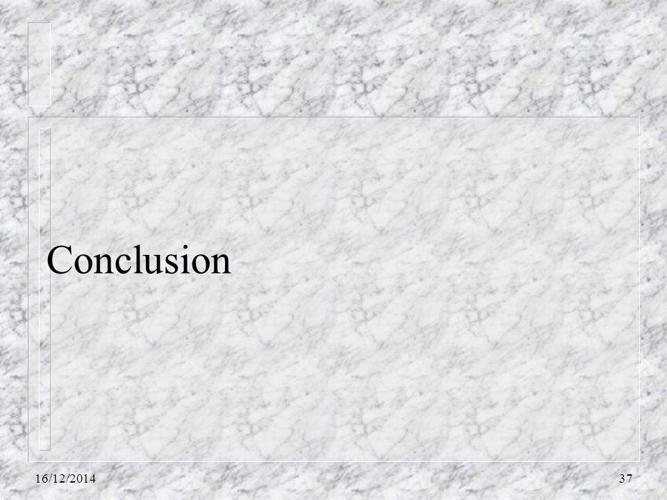 Conclusion 07/04/2017 belkhir a