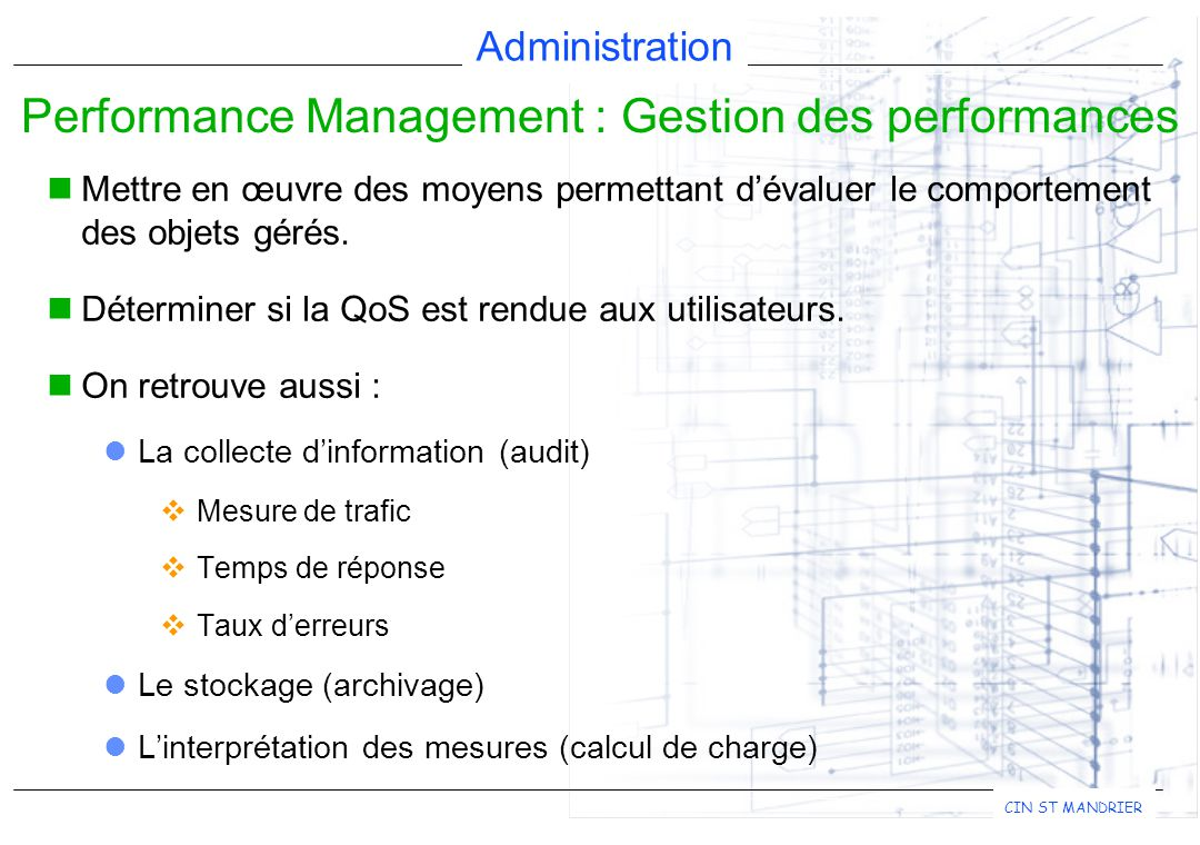 Performance Management : Gestion des performances