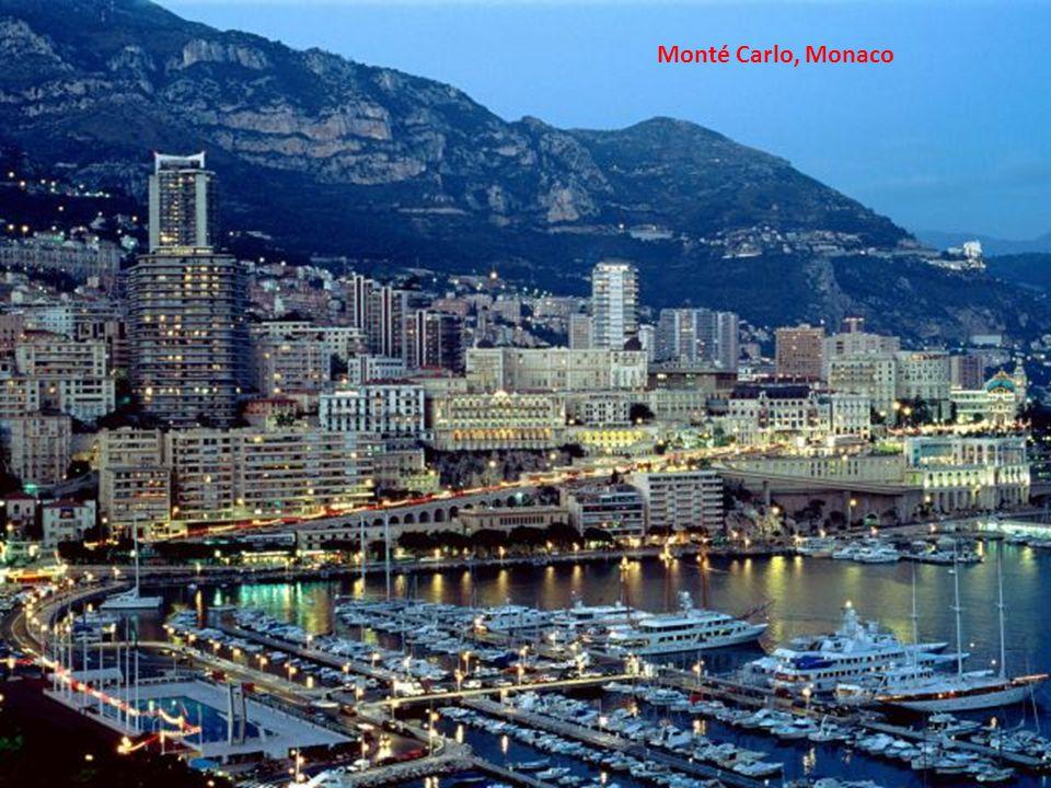 Monté Carlo, Monaco