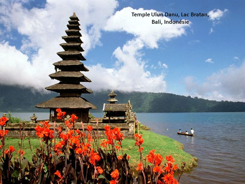 Temple Ulun Danu, Lac Bratan,