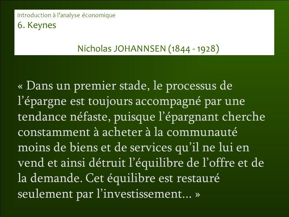 Nicholas JOHANNSEN (1844 - 1928)