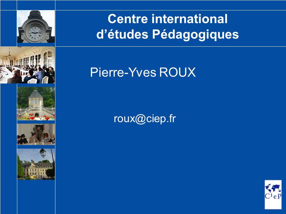 Centre international d'études Pédagogiques