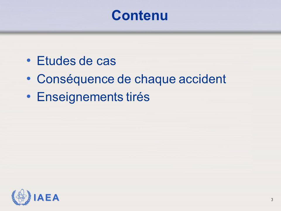Contenu Etudes de cas Conséquence de chaque accident