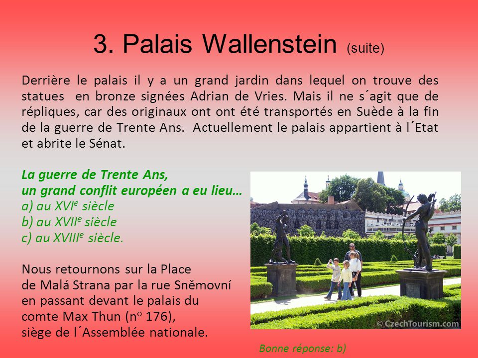 3. Palais Wallenstein (suite)
