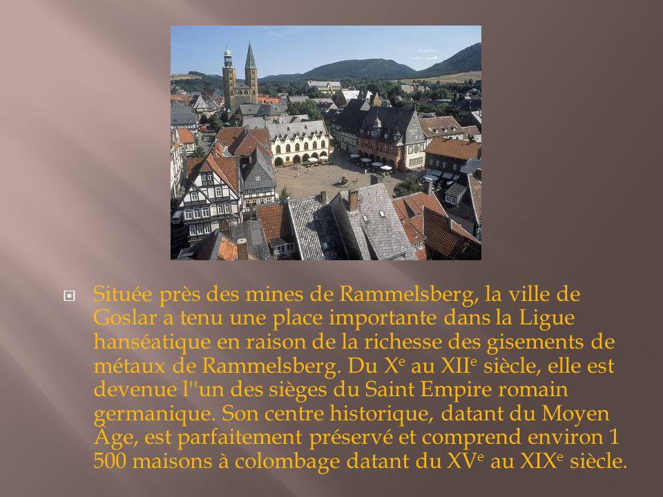 les 32 monuments allemands class s au patrimoine mondial de l unesco ppt t l charger. Black Bedroom Furniture Sets. Home Design Ideas
