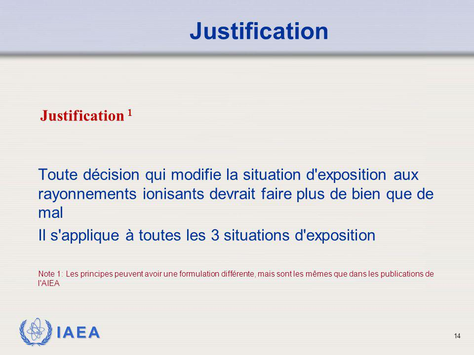 Justification Justification 1