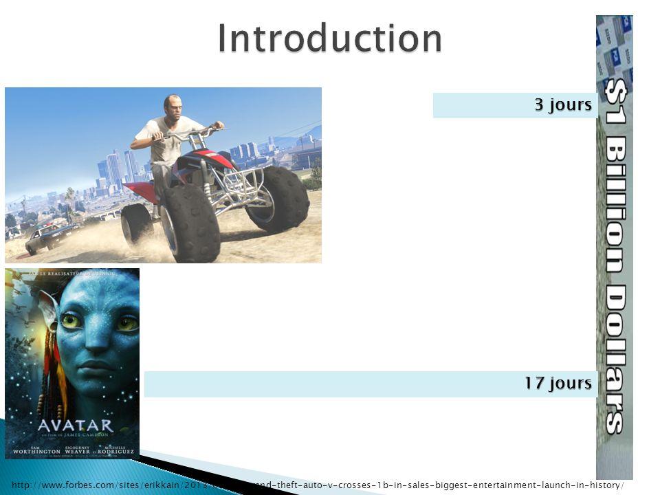 Introduction 3 jours 17 jours
