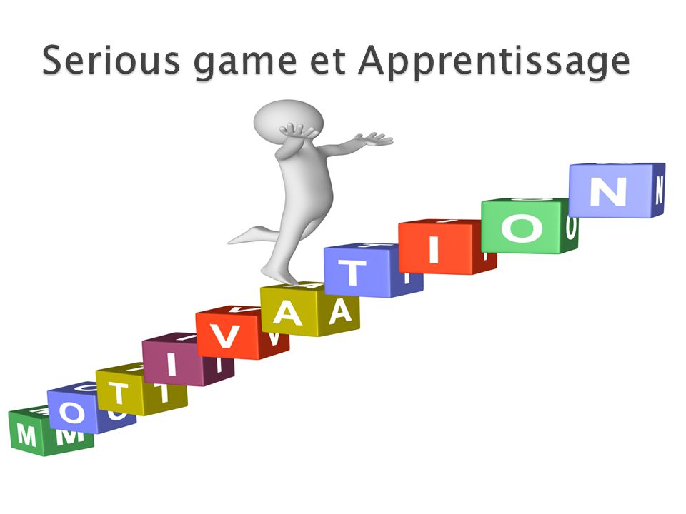 Serious game et Apprentissage