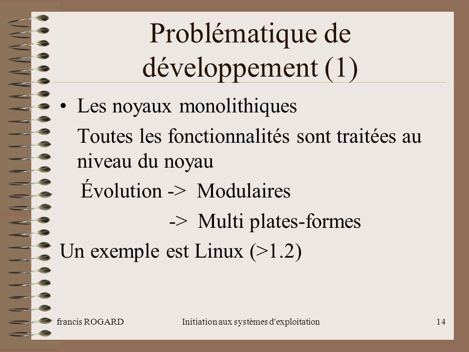 Problématique de développement (1)