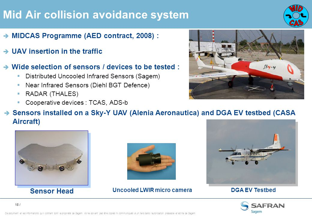 POWS Demonstrator Application : Flight Safety for Rotary Wings in degraded visual environment. Flight cleared demonstrator currently under test.