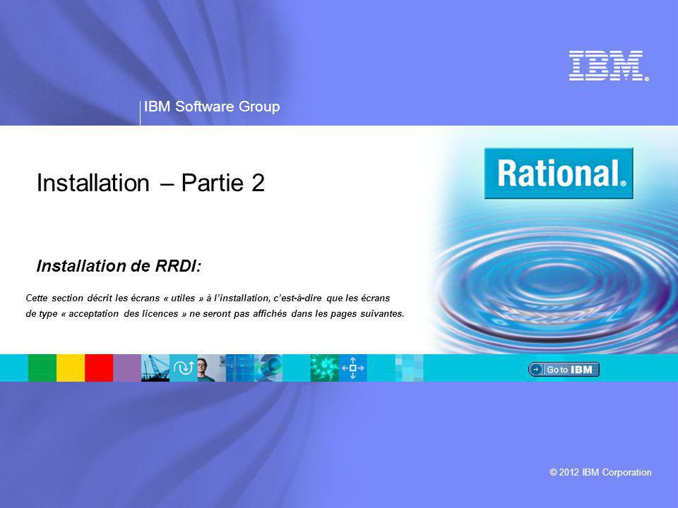 Installation – Partie 2 Installation de RRDI: