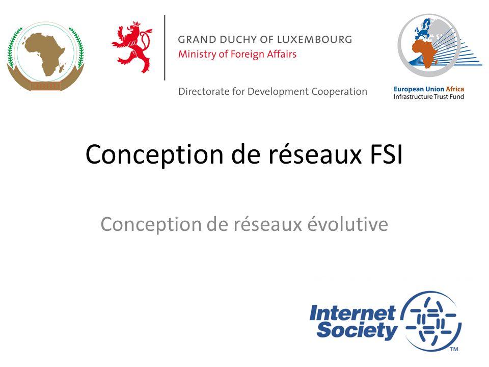 Conception de réseaux FSI