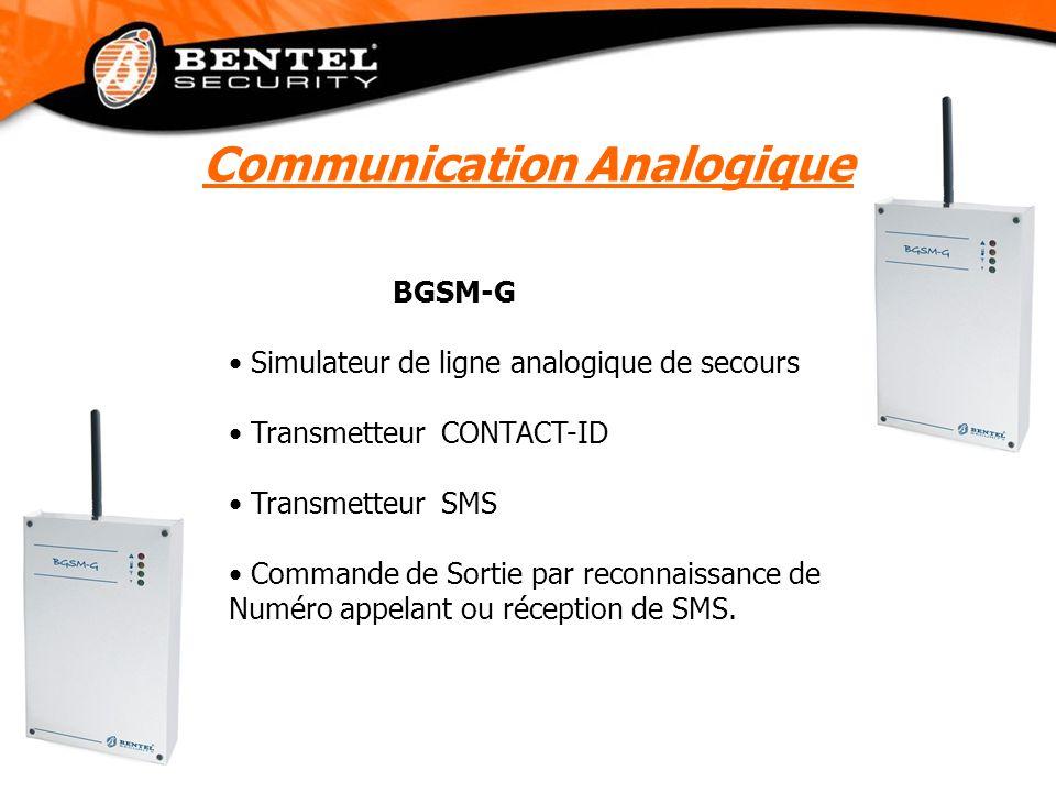 Communication Analogique