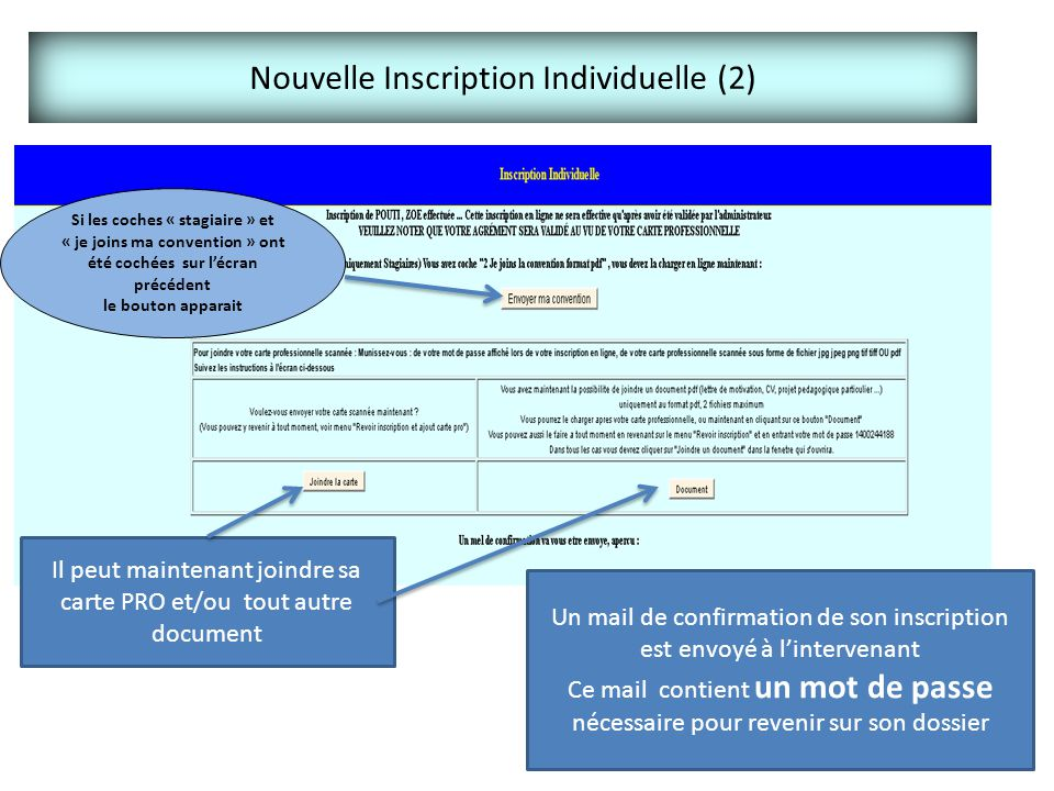 Nouvelle Inscription Individuelle (2)