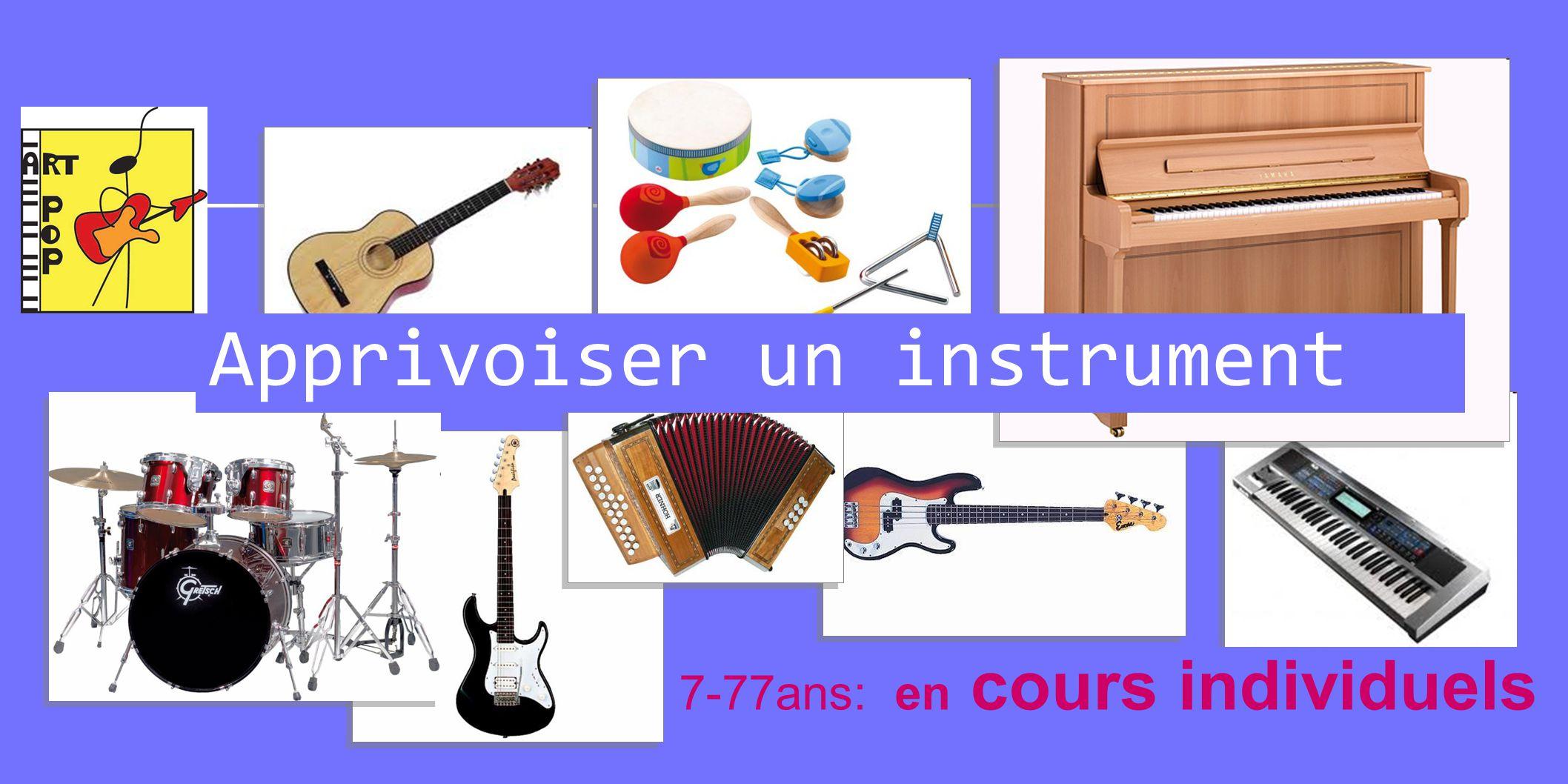 Apprivoiser un instrument