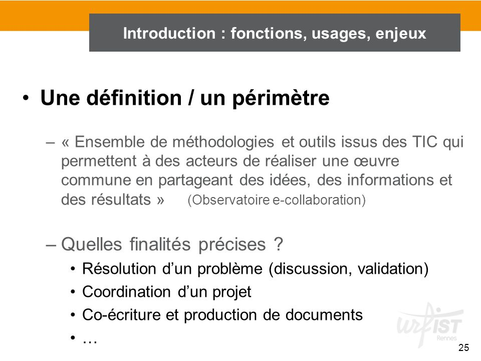 Introduction : fonctions, usages, enjeux