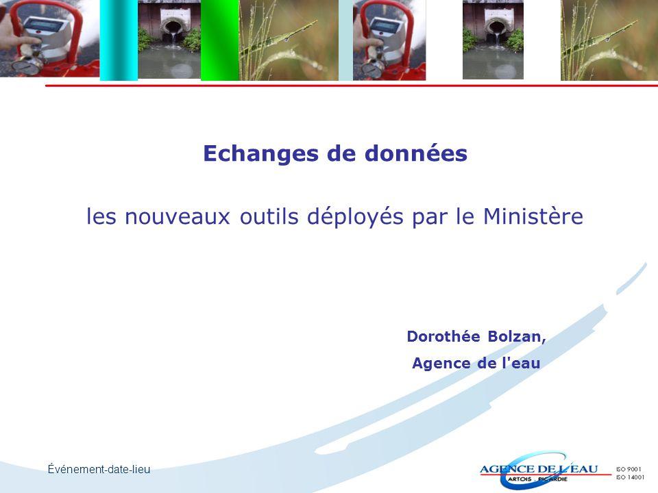 les nouveaux outils déployés par le Ministère