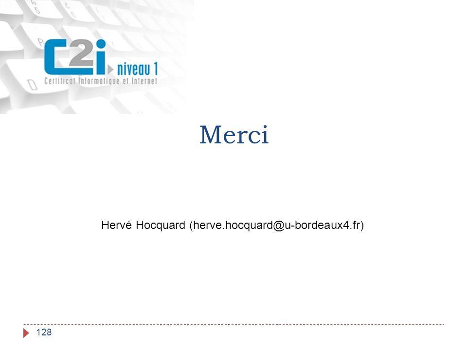 Merci Hervé Hocquard (herve.hocquard@u-bordeaux4.fr)