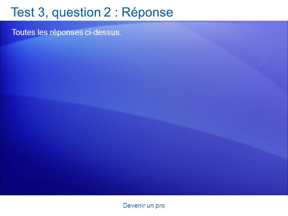 Test 3, question 2 : Réponse