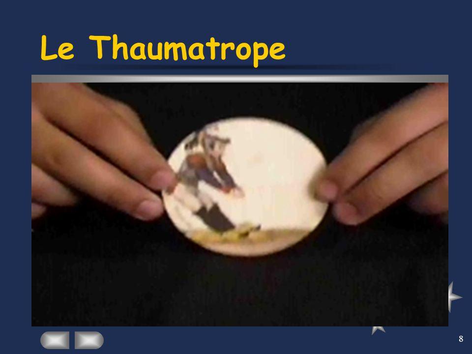 Le Thaumatrope