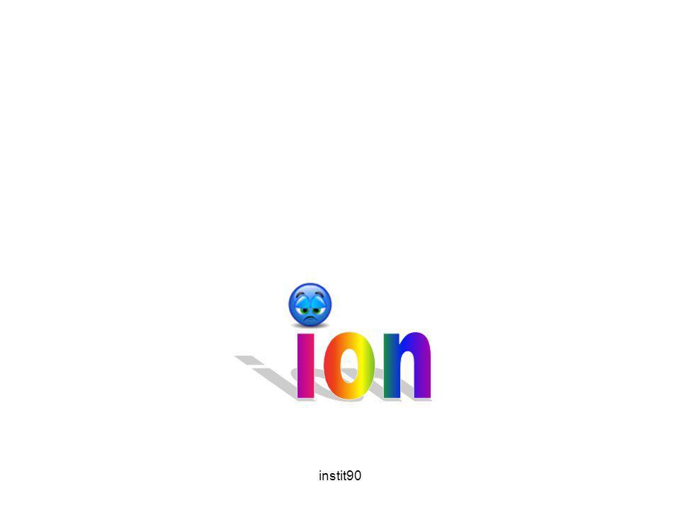 ion instit90