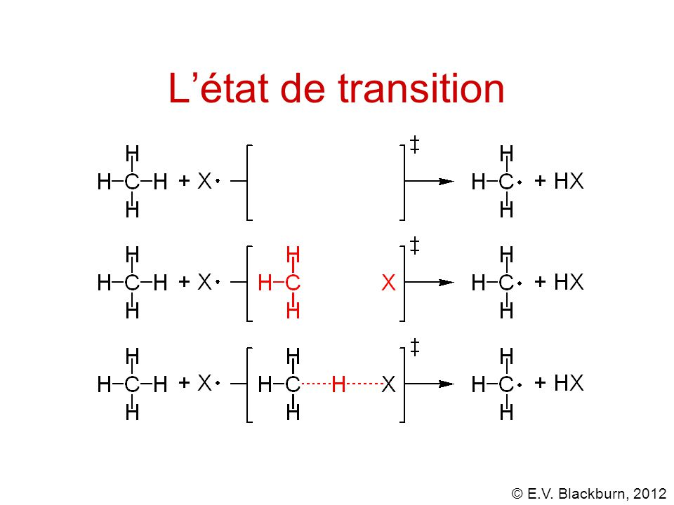 L'état de transition