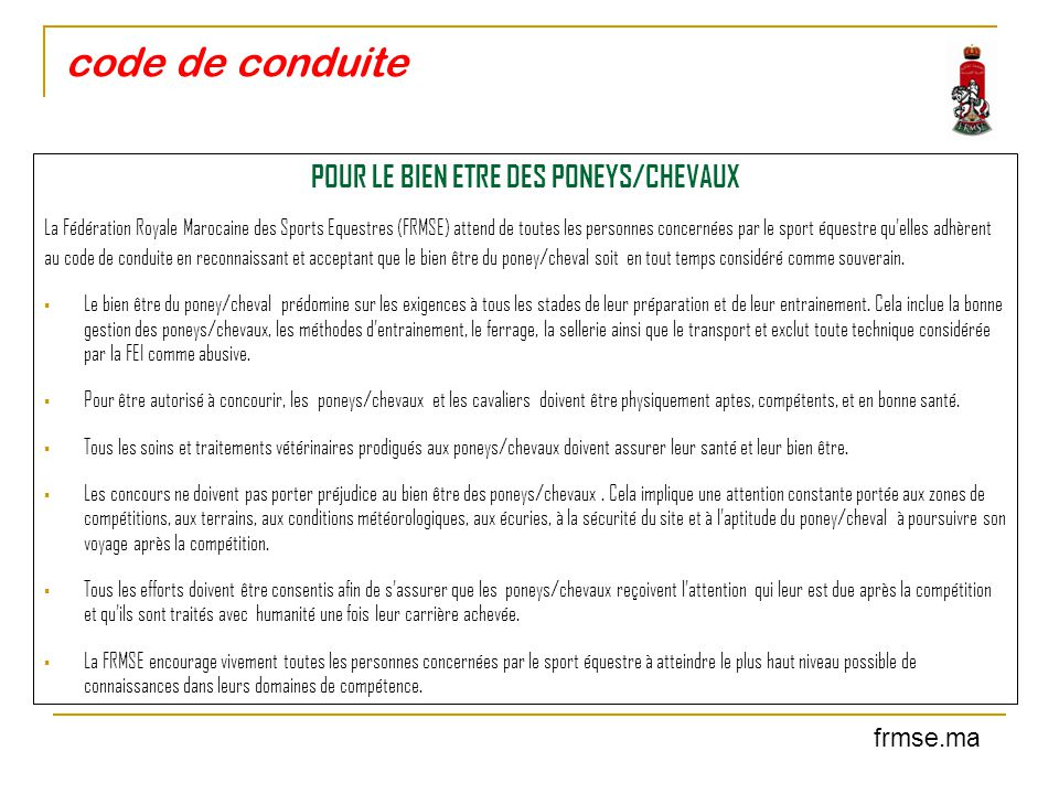 POUR LE BIEN ETRE DES PONEYS/CHEVAUX